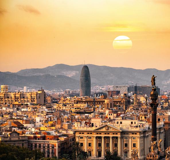 Verano en Barcelona - Alimara Hotel